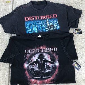 Other - Set of 2 disturbed tee